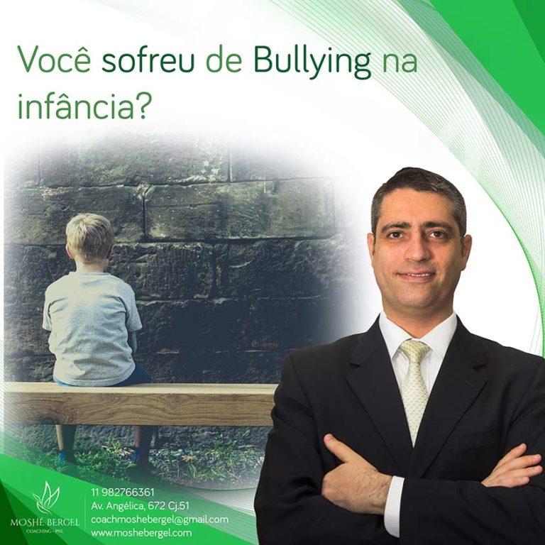 Sofreu de Bullying na infância? Supere os Traumas