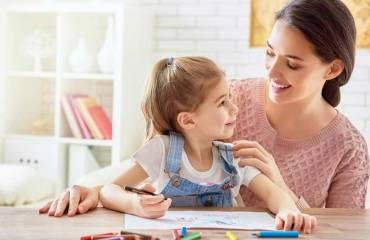 A influência positiva de estar envolvido na educação do seu filho