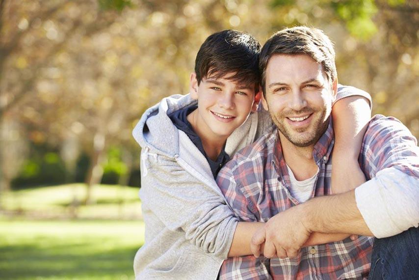 Top 10 lições de vida para ensinar seu filho