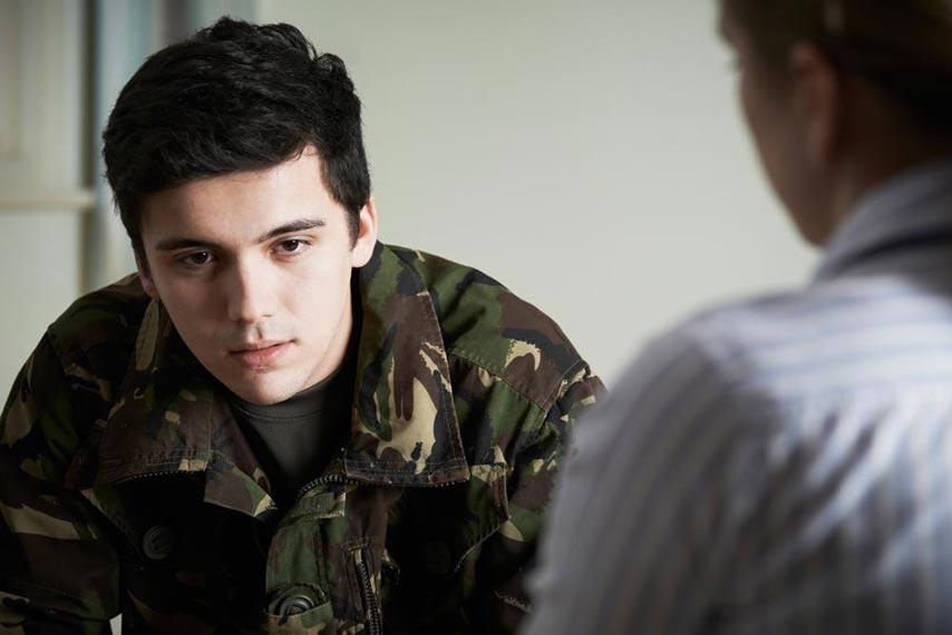 Usando PNL para transtorno de estresse pós-traumático ou TEPT