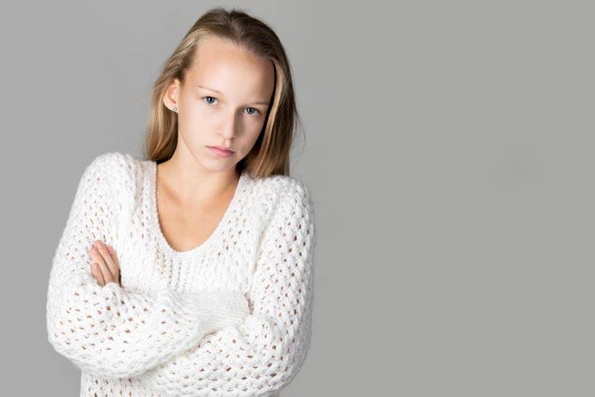 Como lidar com um adolescente difícil?