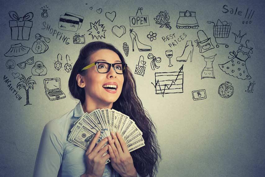 Você precisa de dinheiro para ser feliz?