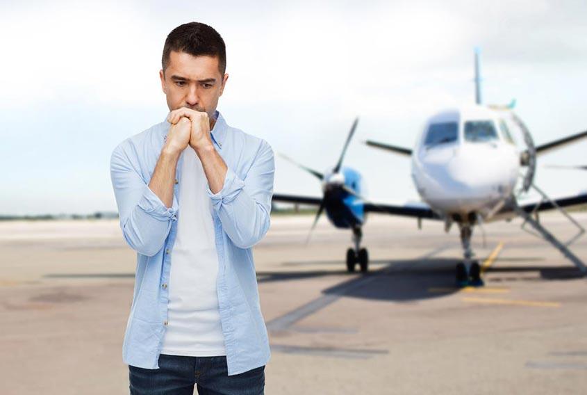Superar Medo de Avião