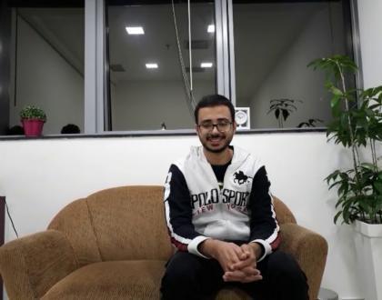 Diego Vinicius Faz depoimento emocionado sobre o Coaching de Moshé Bergel