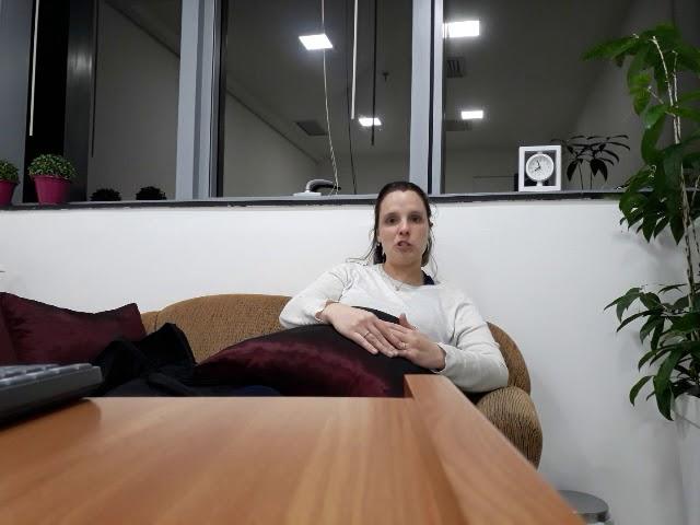 Renata Laudisio Sobre o Processo de Coaching com PNL do Moshé Bergel