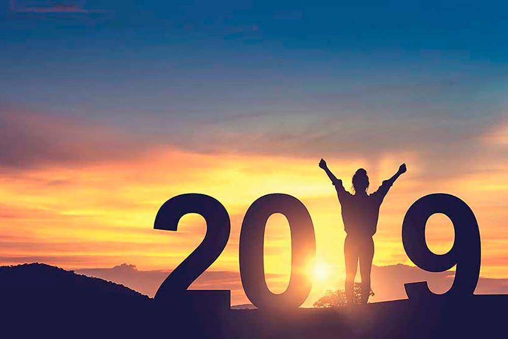 Mudança de Vida em 2019
